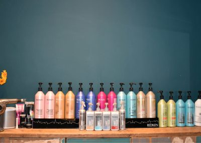 Brighton Hair salon use Redken Products